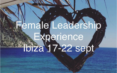 Female Leadership Experience IBIZA 17 sept t/m 22 sept 2019