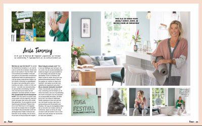 Artikel Flow magazine: Wat ben je aan het doen